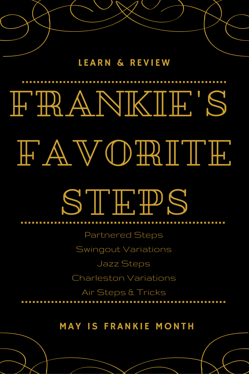 Learn & Review Frankie Manning's Favorite Steps